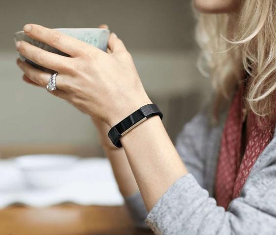 Das neue Fitbit Alta (Bild: Fitbit)