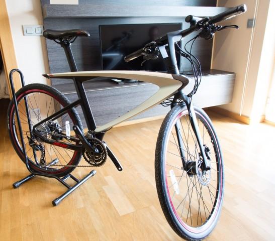 Smart Bike Le Syvrac von LeEco (Bild: Martin Wolf/Golem.de)