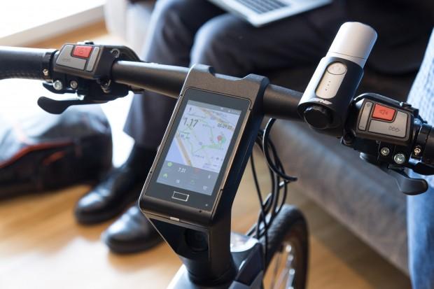 Google Maps läuft auf der Android-Konsole. (Bild: Martin Wolf/Golem.de)