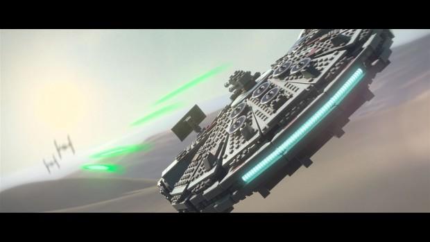 Lego Star Wars: Das Erwachen der Macht (Bild: Microsoft)
