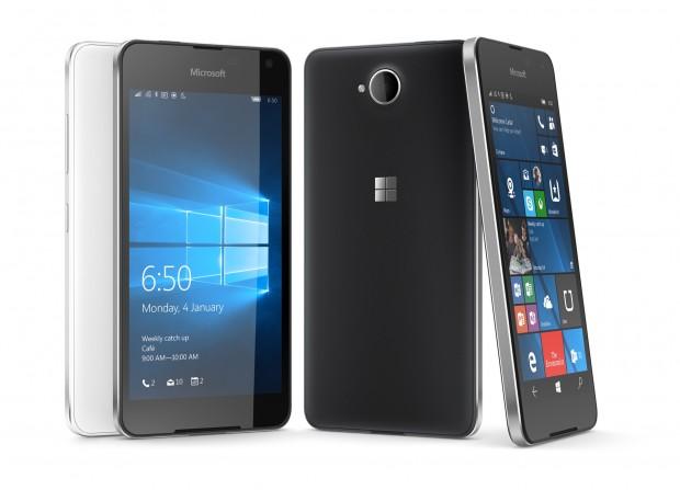Lumia 650 (Bild: Microsoft)