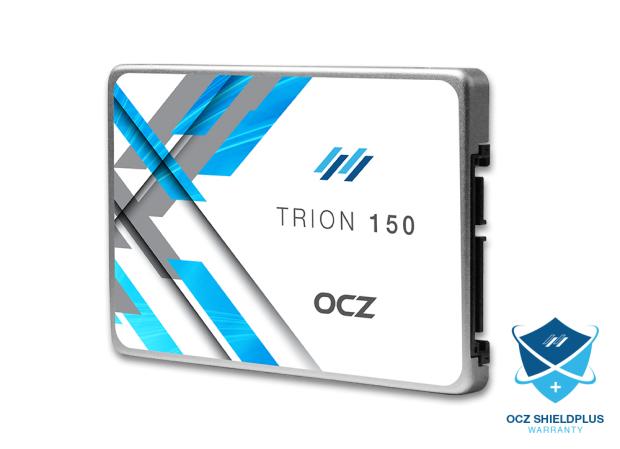 Trion 150 SSD (Bild: OCZ)