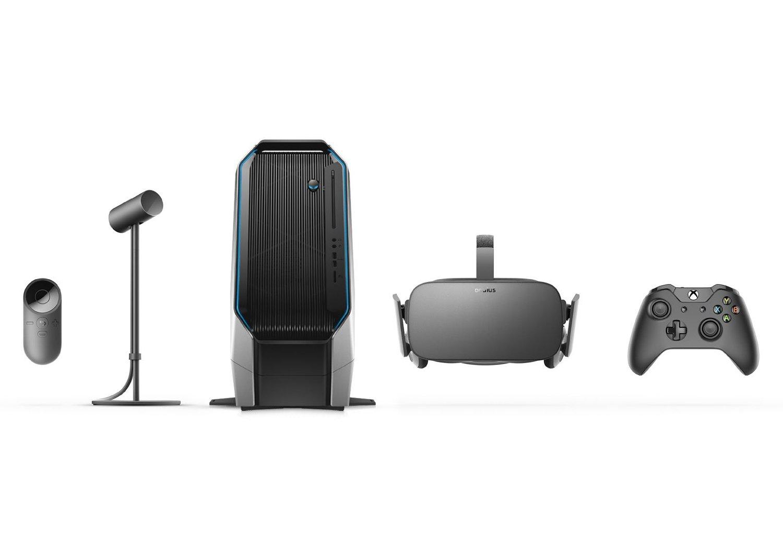 Oculus Ready: Bundles aus PC und Rift kosten mindestens 1.500 US-Dollar - Alienware Area 51 (Bild: Oculus VR)