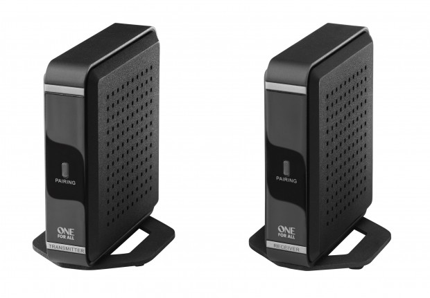 Wireless-HDMI-Sender SV 1760 (Bild: All For One)