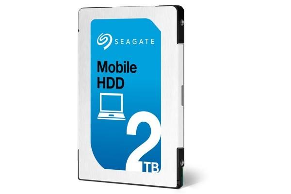 Mobile-HDD mit 2 TByte Kapazität und 7 mm Bauhöhe (Bild: Seagate)