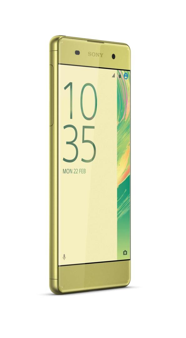 Sonys Xperia XA: Marshmallow-Smartphone mit 13-Megapixel-Kamera - Xperia XA (Bild: Sony)