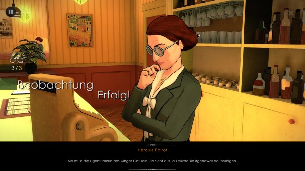 Agatha Christie - The ABC Murders (Screenshot: Golem.de)