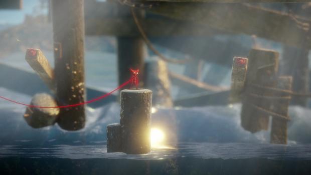 Licht und Wassereffekte vom Feinsten (Screenshot: Golem.de)