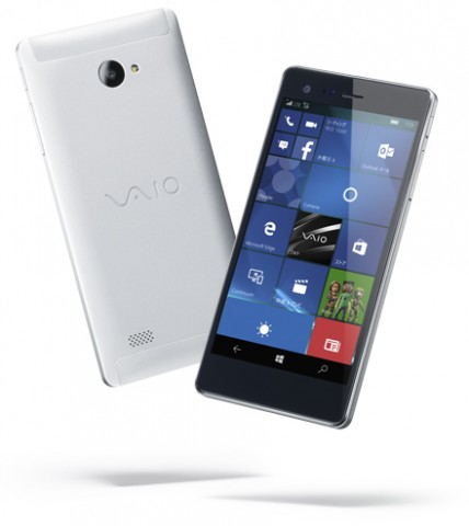 Phone Biz mit Windows 10 Mobile (Bild: Vaio)