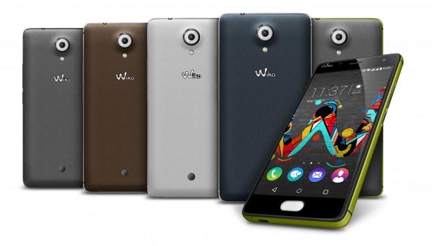 U-Feel-Smartphone (Bild: Wiko)