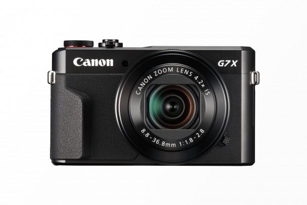 Canons Kompaktkamera Powershot G7 X Mark II  (Foto: Canon)