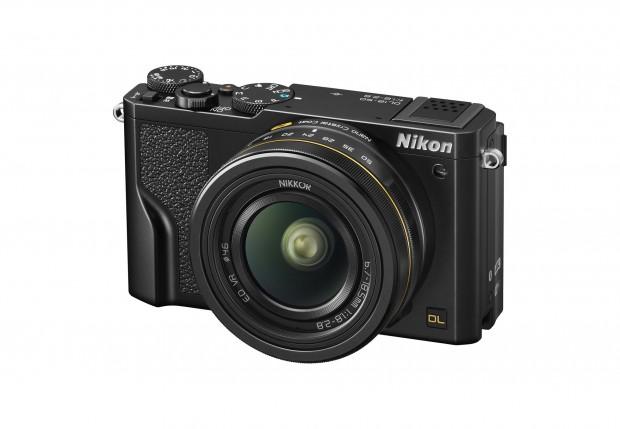 Nikon DL18-50 - eine Kamera aus der neuen Edelkompaktkamera-Serie. (Foto: Nikon)