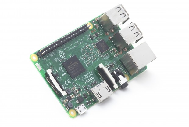 Raspberry Pi 3 (Foto: Raspberry Pi Foundation)