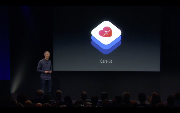 Apple CareKit (Bild: Apple)