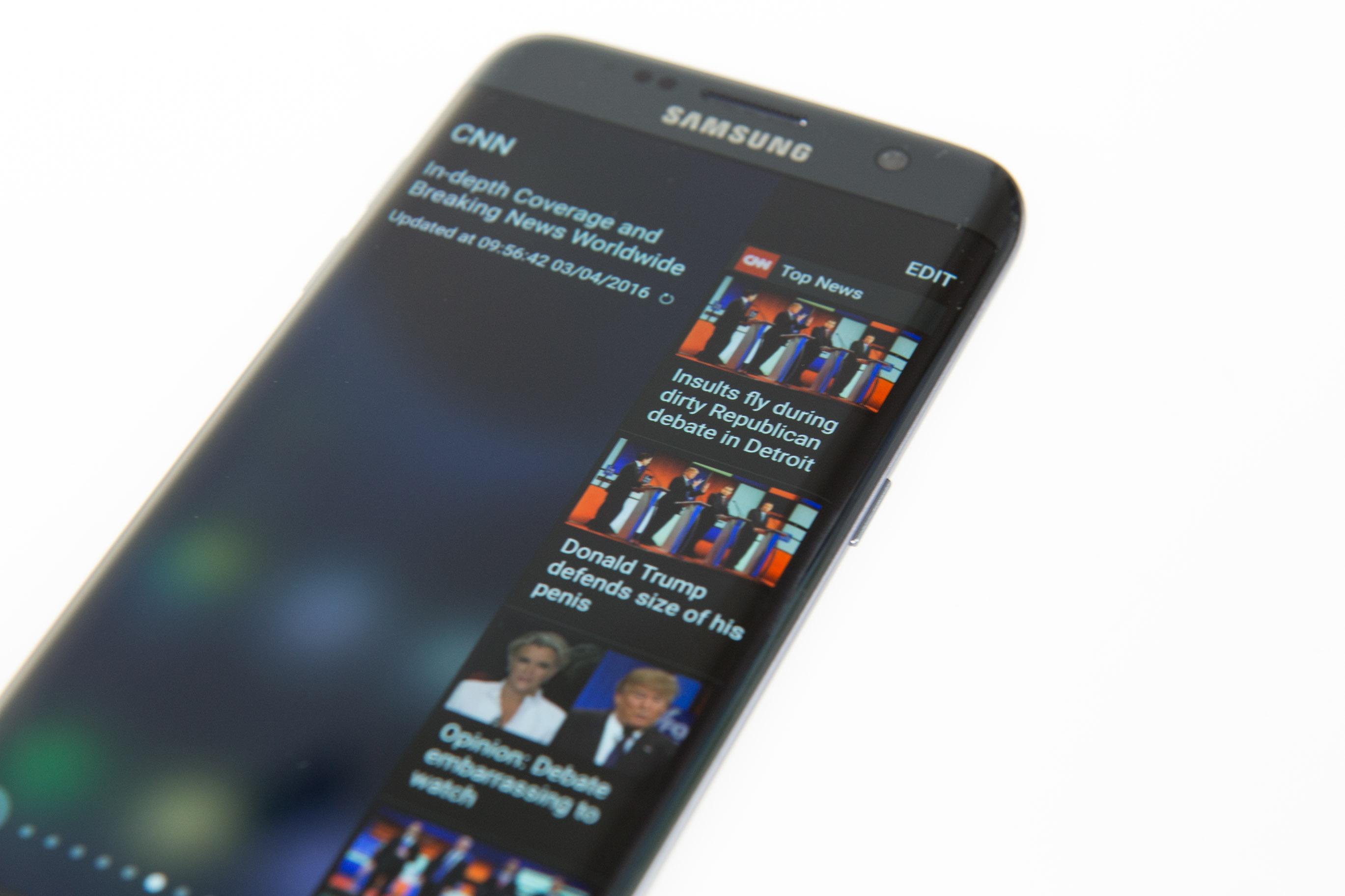 Galaxy S7 und S7 Edge im Test: Samsung definiert die Android-Oberklasse -