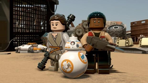 Lego Star Wars: Das Erwachen der Macht (Bild: Warner Bros Interactive Entertainment)