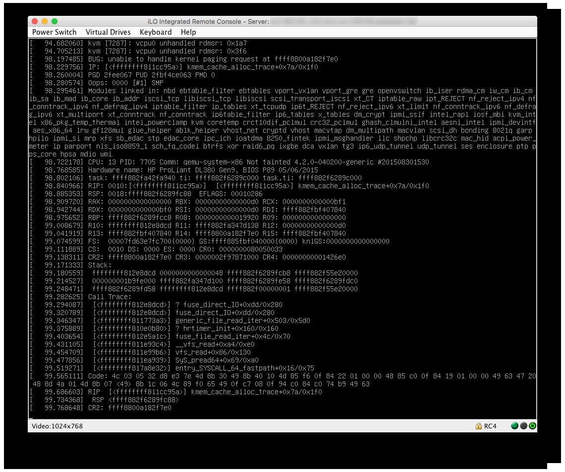Bug im Linux-Kernel: Keine Panik! -