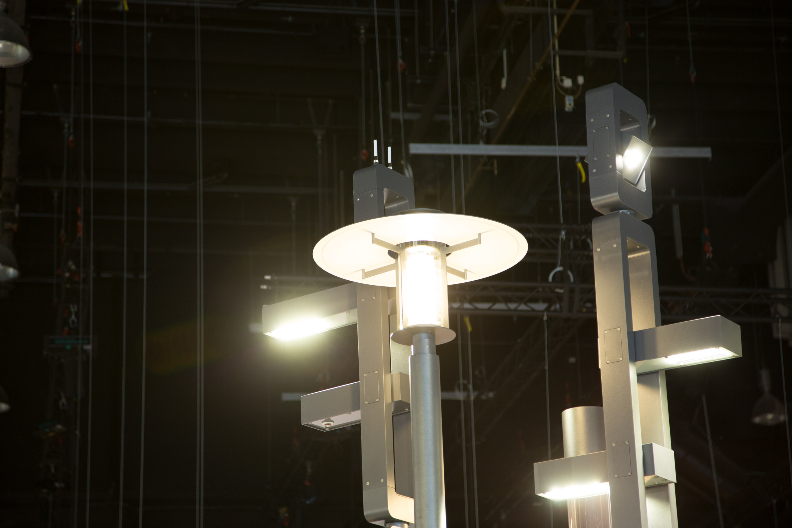 Straßenleuchten: Nach der LED kommt die Intelligenz -