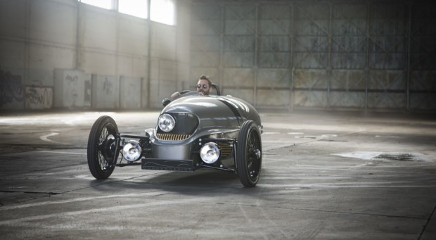 Morgan EV3 (Bild: Morgan)
