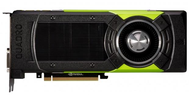Quadro M6000 (Bild: Nvidia)
