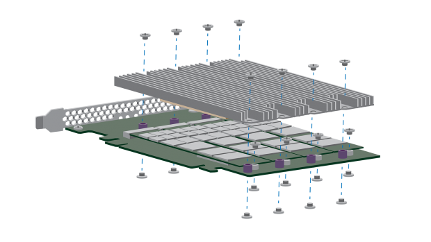 Rendering des 10-GB/s-Modells (Bild: Seagate)