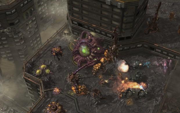 Starcraft 2: Novas Geheimmissionen (Bild: Blizzard)