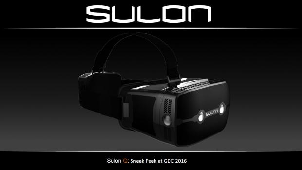 Präsentation des Sulon Q (Bild: Sulon)
