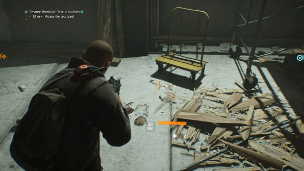 The Division (Screenshot: Marc Sauter/Golem.de)
