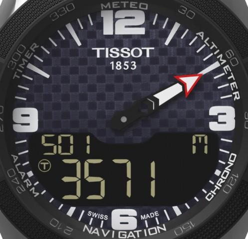 Tissot Smart-Touch (Bild: Tissot)