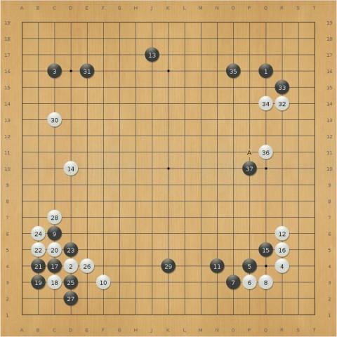 AlphaGo gewinnt auch das zweite Spiel