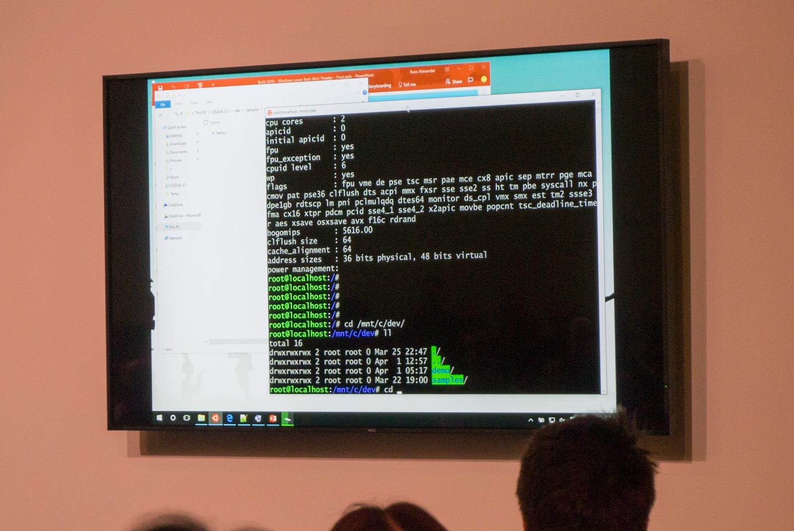 Windows 10 Version 1607: Windows-Subsystem für Linux wird Einschränkungen haben -