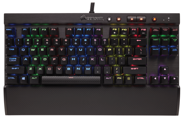 K65 Rapid Fire RGB (Bild: Corsair)