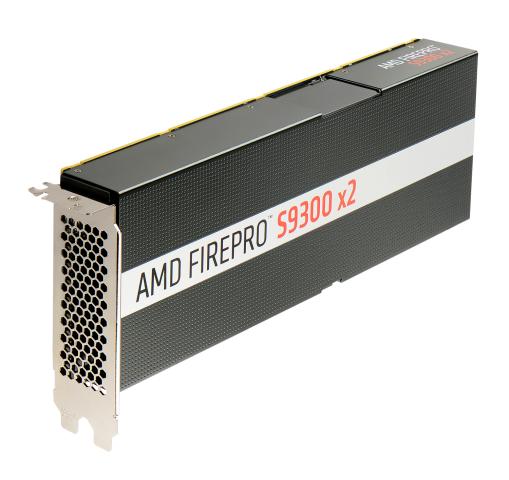 FirePro S9300 x2 (Bild: AMD)