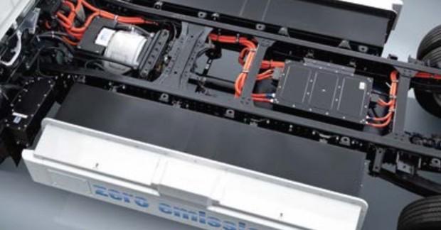Fuso Canter E-CELL (Bild: Daimler)