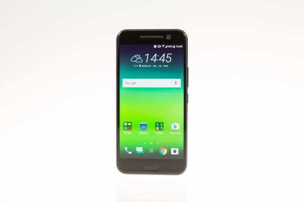 Das neue HTC 10 (Bild: Martin Wolf/Golem.de)