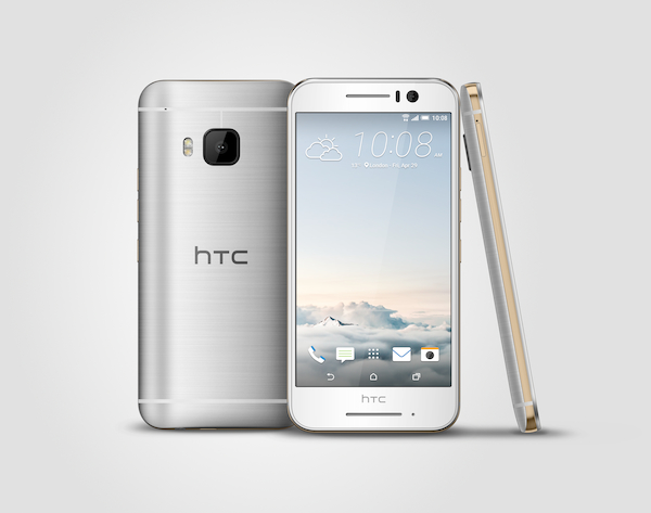 One S9: HTCs neues Android-Smartphone ist zu teuer - Das neue HTC One S9 (Bild: HTC)