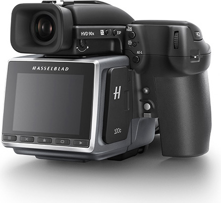 H6D-100c: Hasselblad bringt 4K-Mittelformatkamera mit 100 Megapixeln - Hasselblad H6D-100c (Bild: Hasselblad)