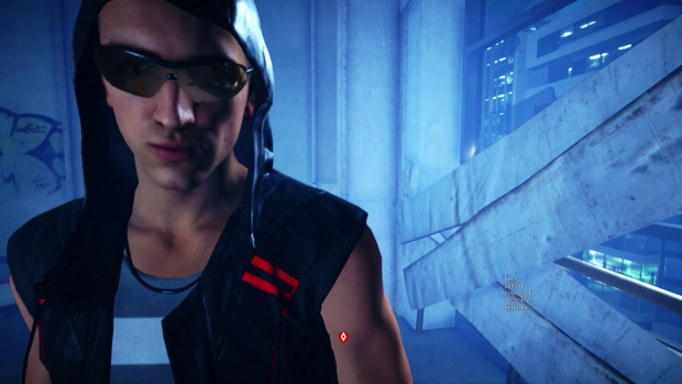 Mirror's Edge Catalyst auf der Xbox One (Screenshot: Golem.de)