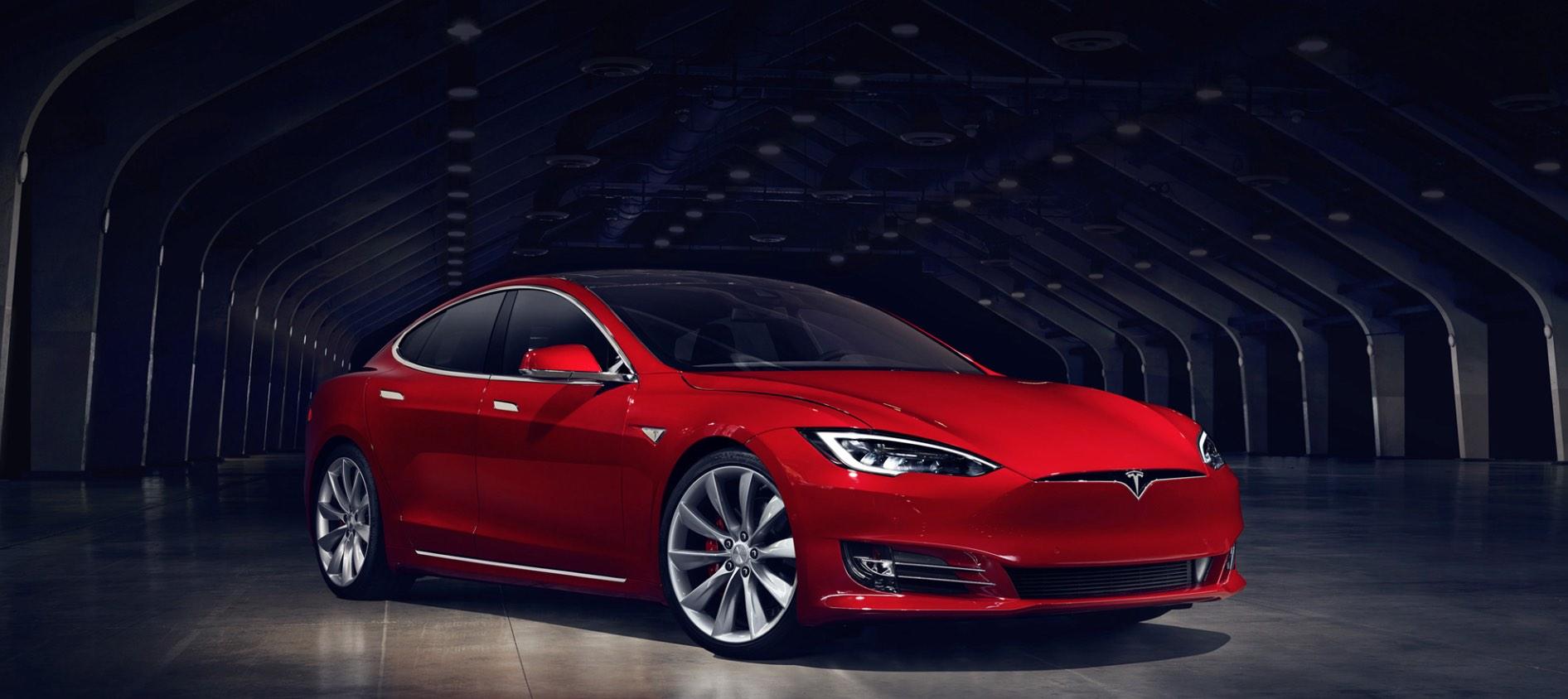 Preiserhöhung: So sieht der neue Tesla Model S aus - Tesla Model S Facelift 2016 (Bild: Tesla Motors)