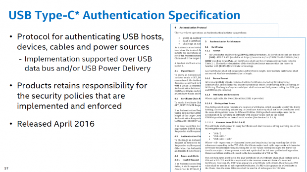 USB Type-C Authentication (Bild: USB-IF)