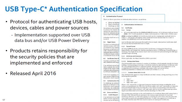 USB Type-C Authentication (Bild: USB-IF)