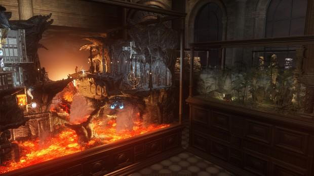 VRMark Szene #1 (Screenshot: Futuremark)