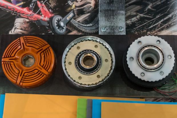 Die Komponenten von E-Ram (Foto: Werner Pluta/Golem.de)