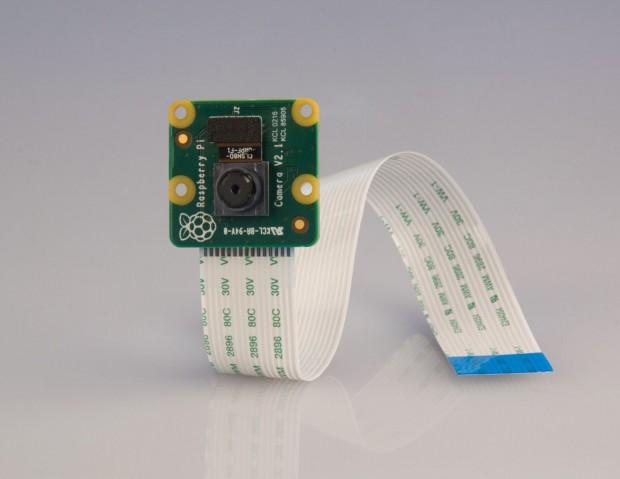 Pi Camera V2 (Foto: Raspberry Pi Foundation)