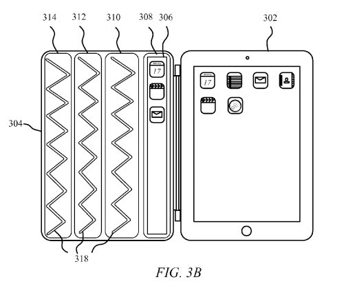 US-Patent 9335793 (Bild: US-Patent- und Markenamt)