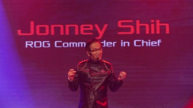Asus-CEO Jonney Shih (Foto: Marc Sauter/Golem.de)