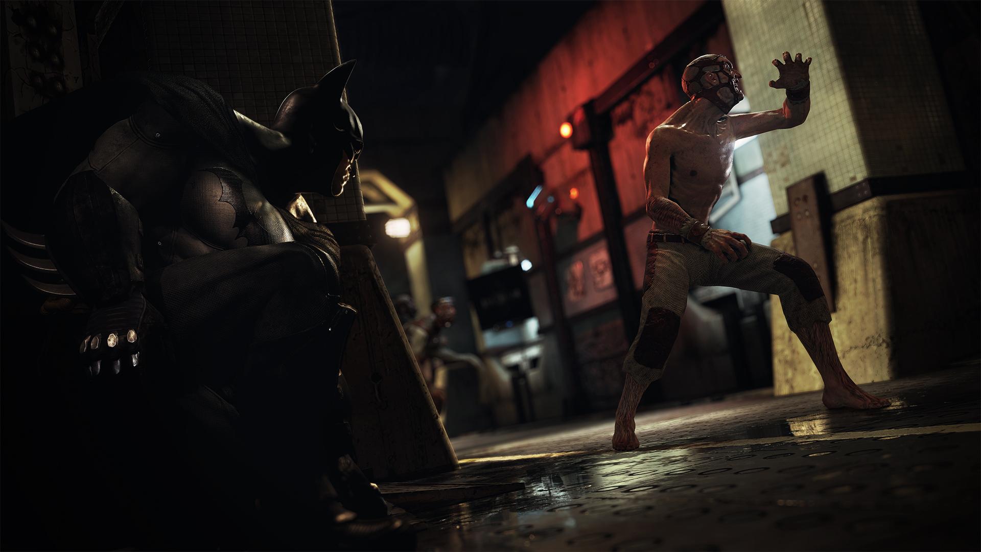 Return to Arkham: Ältere Batman-Actionspiele neu auf Unreal Engine 4 - Batman: Return to Arkham (Bild: Warner Bros)