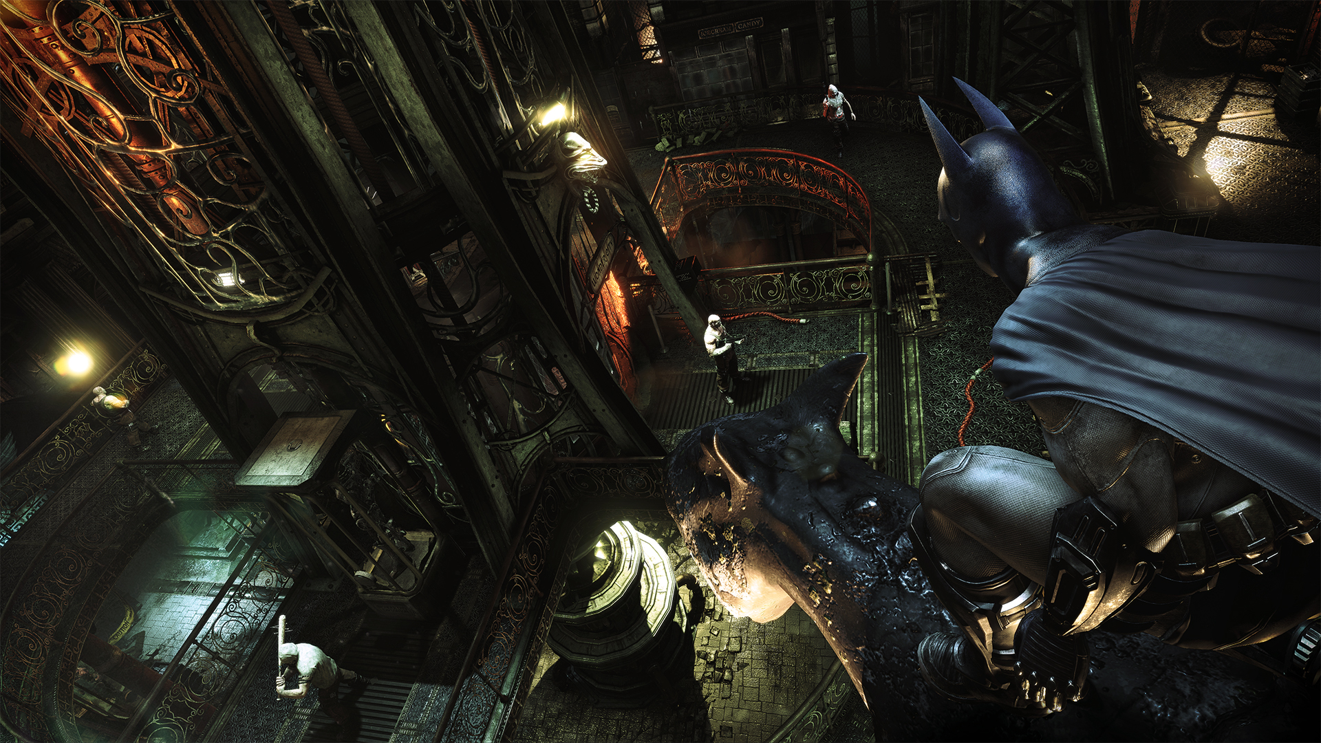 Return to Arkham: Ältere Batman-Actionspiele neu auf Unreal Engine 4 - Batman: Return to Arkham (Bild: Warner Bros)