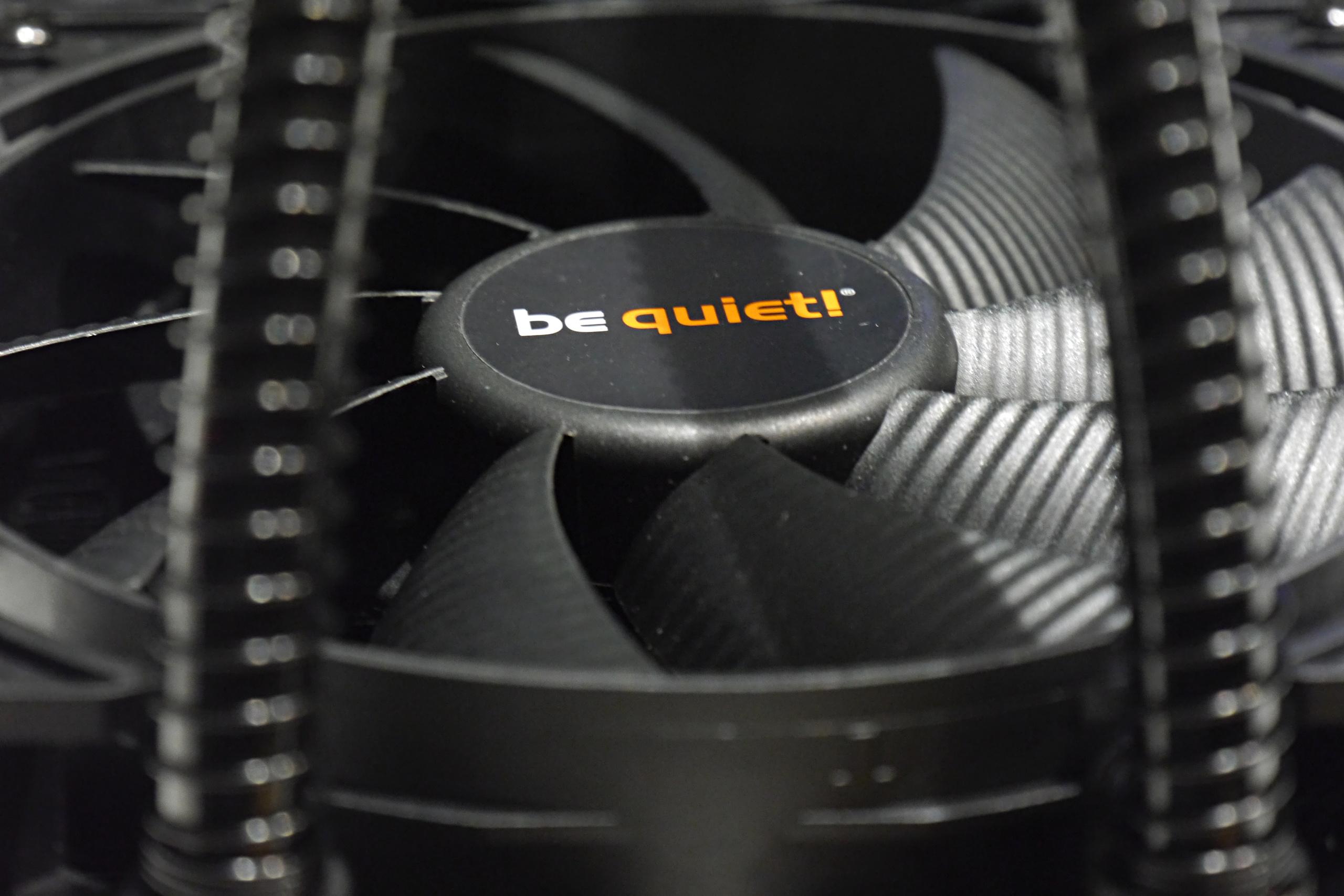Be Quiet Silent Loop: Sei leise, Wasserkühlung! - Be Quiet Silent Loop (Bild: Marc Sauter/Golem.de)