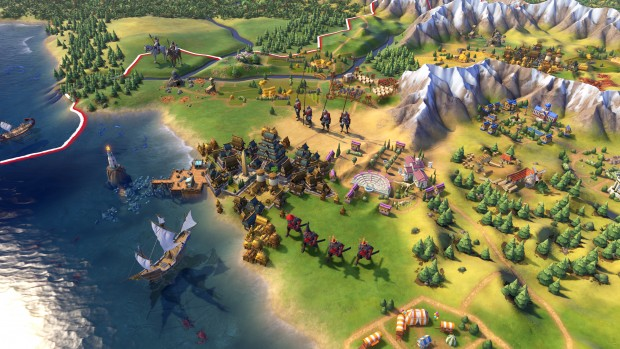Civilization 6 (Bild: 2K Games)